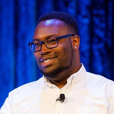 Luke Carthy - Afrodrops founder