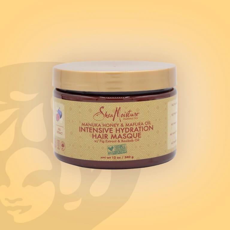 Shea Moisture Manuka Honey & Mafura Oil Intensive Hair Masque