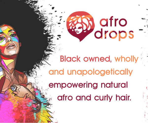 afrodrops welcome hero afro hair care