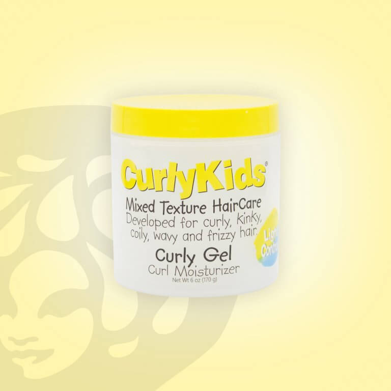 Curly Kids Curly Gel Moisturiser