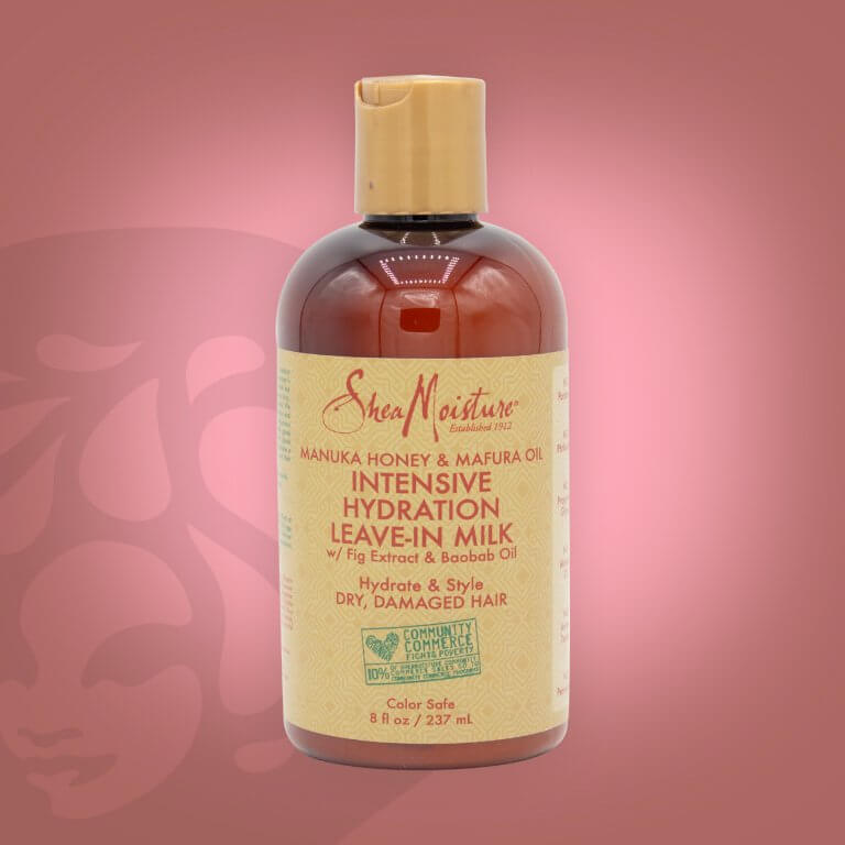 Shea Moisture Manuka Honey & Mafura Oil Leave-In Milk