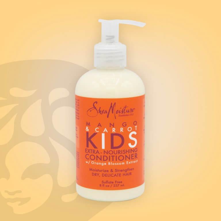 Shea Moisture Kids Mango & Carrot Extra-Nourishing Conditioner