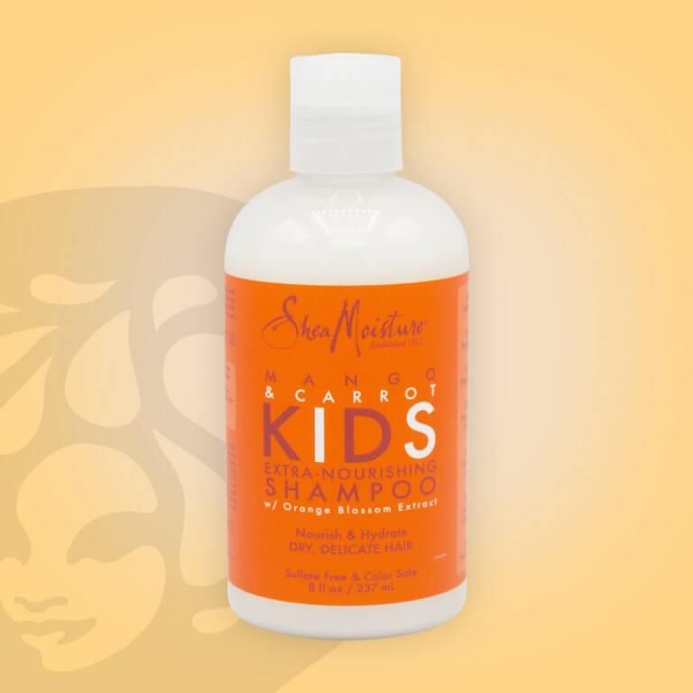 Shea Moisture Kids Mango & Carrot Extra-Nourishing Shampoo